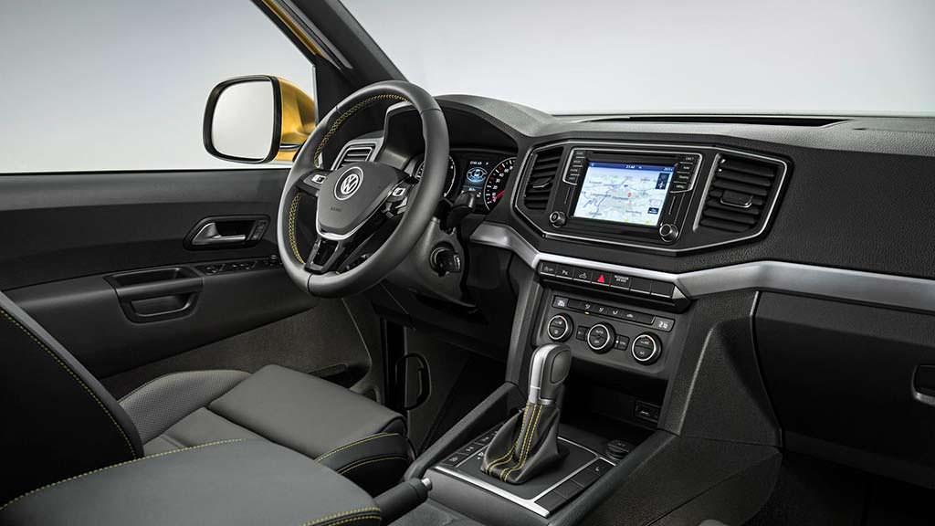 Фото салона Volkswagen Amarok Aventura Exclusive