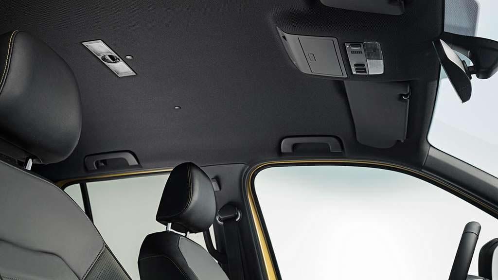 Интерьер Volkswagen Amarok Aventura Exclusive