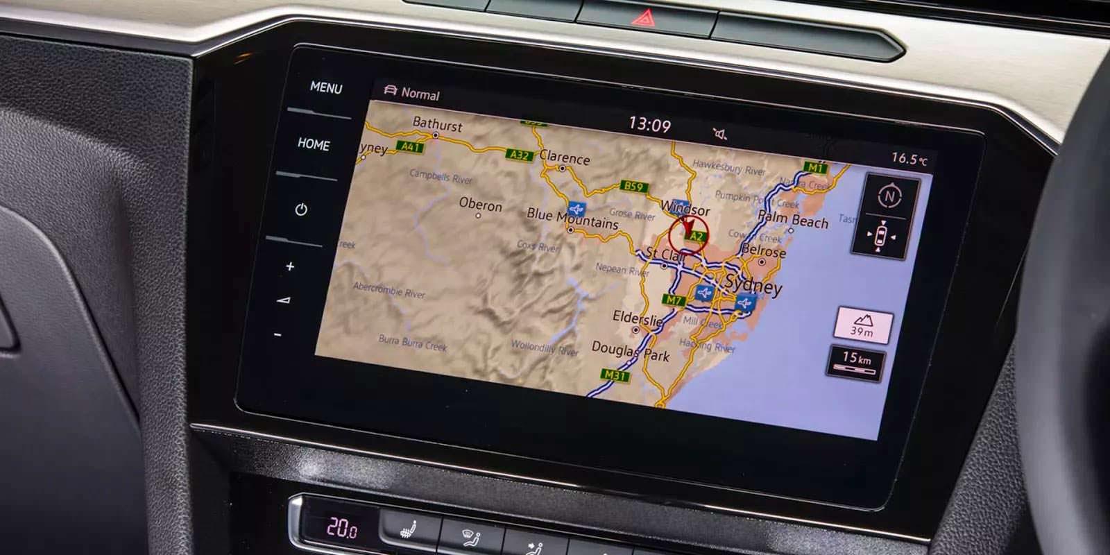 Информационно-развлекательная система Discovery Pro