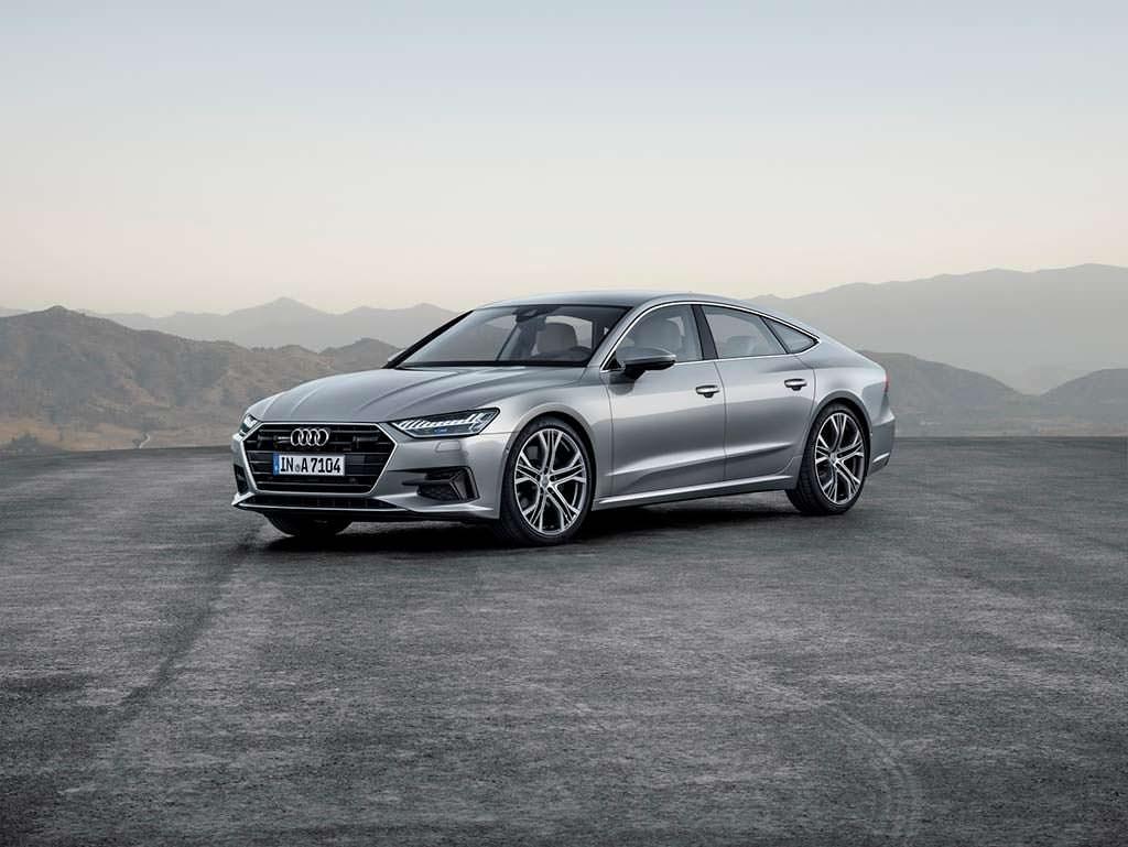 Audi A7 нового поколения 2019