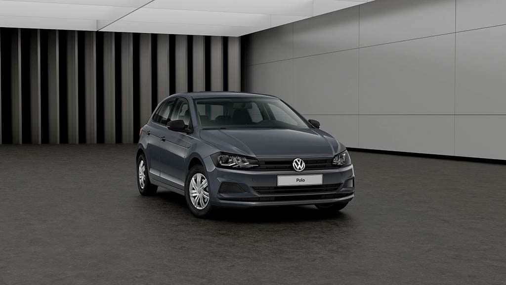 Базовый Volkswagen Polo 2018 в Германии