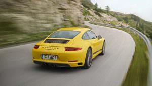 Porsche 911 Carrera Touring