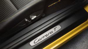 Дверные пороги Porsche 911 Carrera T
