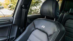 Сиденья Volkswagen Golf R. Тюнинг ABT Sportsline
