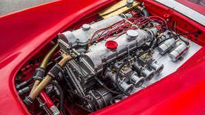 1,1-литровый двигатель Skoda 1100 OHC на 92 л.с.