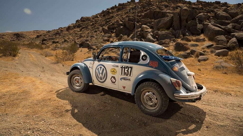 Багги Volkswagen Beetle Baja 1000