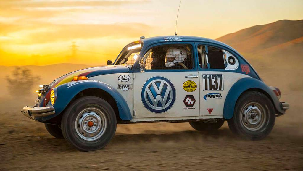 1970 Volkswagen Beetle Baja 1000