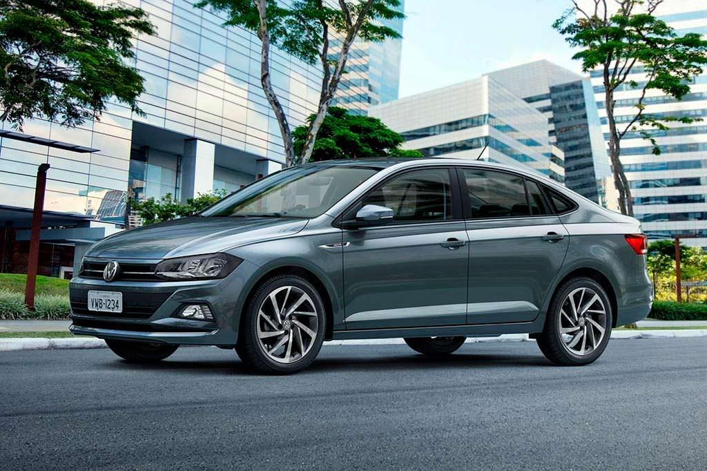 Новый 2018 Volkswagen Virtus