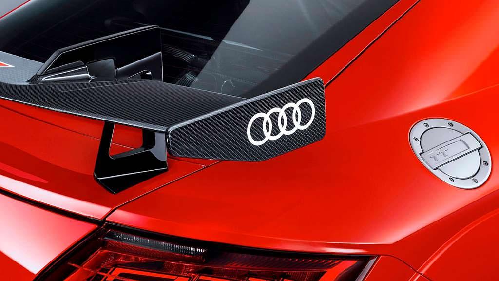 Антикрыло Audi TT Clubsport Concept