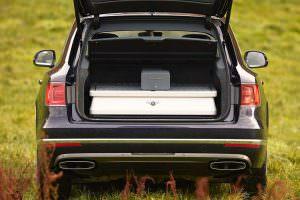 Охотничий Bentley Bentayga Field Sports от Mulliner