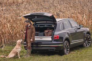 Охотничий внедорожник Bentley Bentayga Field Sports