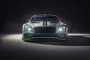 Болид Bentley Continental GT3 нового поколения
