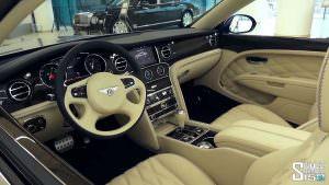 Фото салона Bentley Grand Convertible