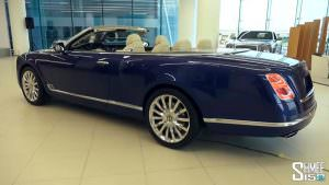 Кабриолет Bentley Grand Convertible. 1 из 19