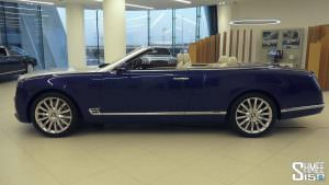 Кабриолет Bentley Grand Convertible за $3,5 млн