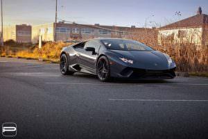 Новый Lamborghini Huracan Performante от PUR Wheels
