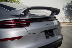 Спойлер TechArt GT на Porsche Panamera
