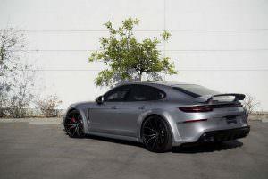 Новая Porsche Panamera в тюнинге от RDBL