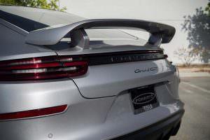 Спойлер Porsche Panamera GrandGT от TechArt