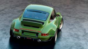 Классический Porsche 911 DLS от Singer
