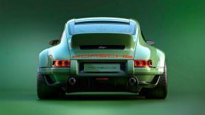 Эффектный Porsche 911 DLS от Singer