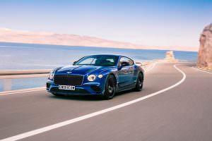 Самый мощный Bentley Continental Supersports, неофициально