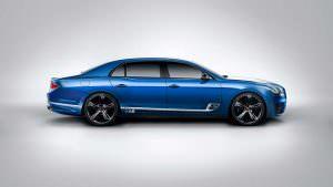 Новое поколение Bentley Flying Spur, неофициально