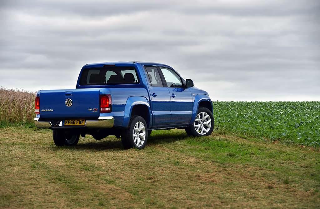 Самый дешевый дизельный пикап Volkswagen Amarok
