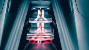 Агрессивный дизайн Lamborghini Terzo Millennio Concept