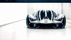 Новая Lamborghini Terzo Millennio Concept