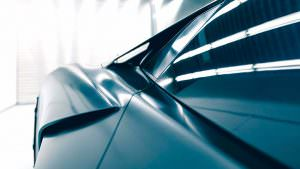Углеродный кузов Lamborghini Terzo Millennio Concept