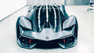 Новый суперкар Lamborghini Terzo Millennio