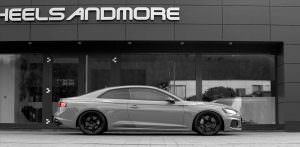 Тюнингованная Audi RS5 Coupe от Wheelsandmore