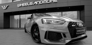 Новая Audi RS5 Coupe. Тюнинг от Wheelsandmore