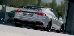 Audi RS5 Coupe. Тюнинг от Wheelsandmore