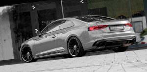 2017 Audi RS5 Coupe. Тюнинг от Wheelsandmore