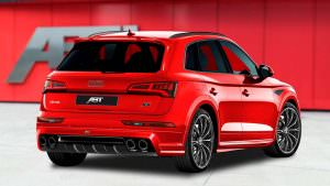 Новая Audi SQ5. Тюнинг от ABT Sportsline