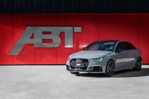 Тюнинг Audi RS3 Sedan от ABT Sportsline