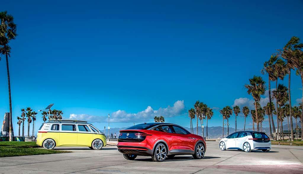 Электрокары Volkswagen: хэтчбек, минивэн и кроссовер