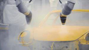 Жёлтый металлик Saffron Yellow Metallic от Porsche