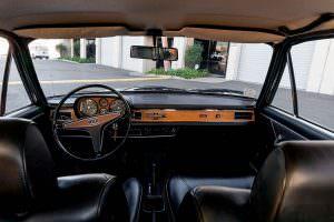Оригинальный салон Audi 100 LS 1974 года выпуска