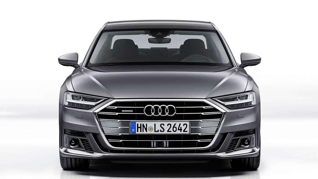 Новая Audi A8 Sport Package