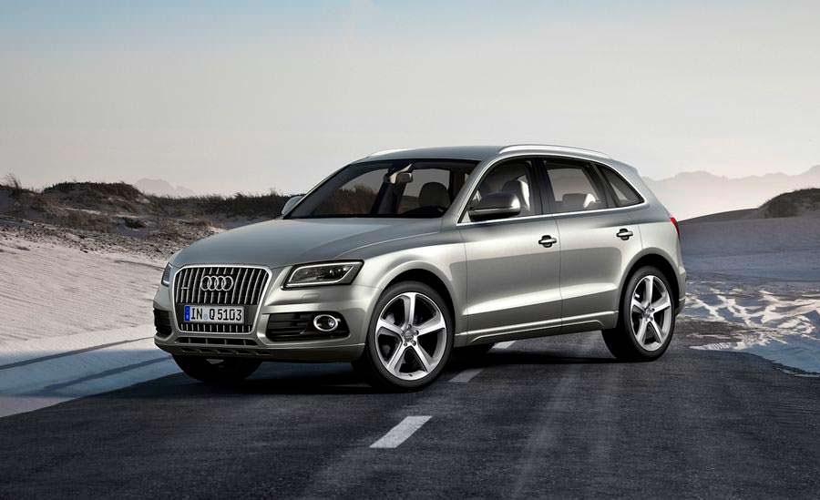Audi Q5 2011 - 2015 годов попадает под отзыв