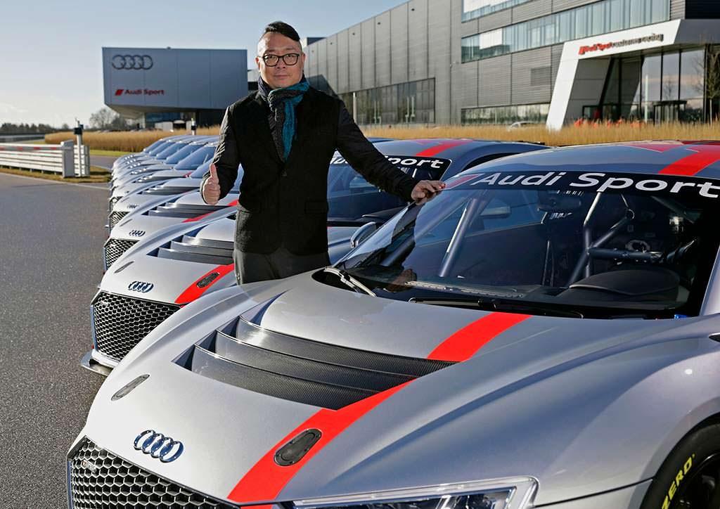 Первая партия гоночных Audi R8 LMS GT4