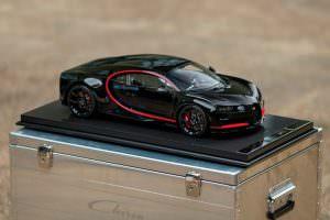 Масштабная модель Bugatti Chiron 1:8