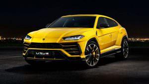 Внедорожник Lamborghini Urus 2018