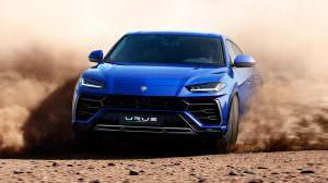 Супер-кроссовер Lamborghini Urus