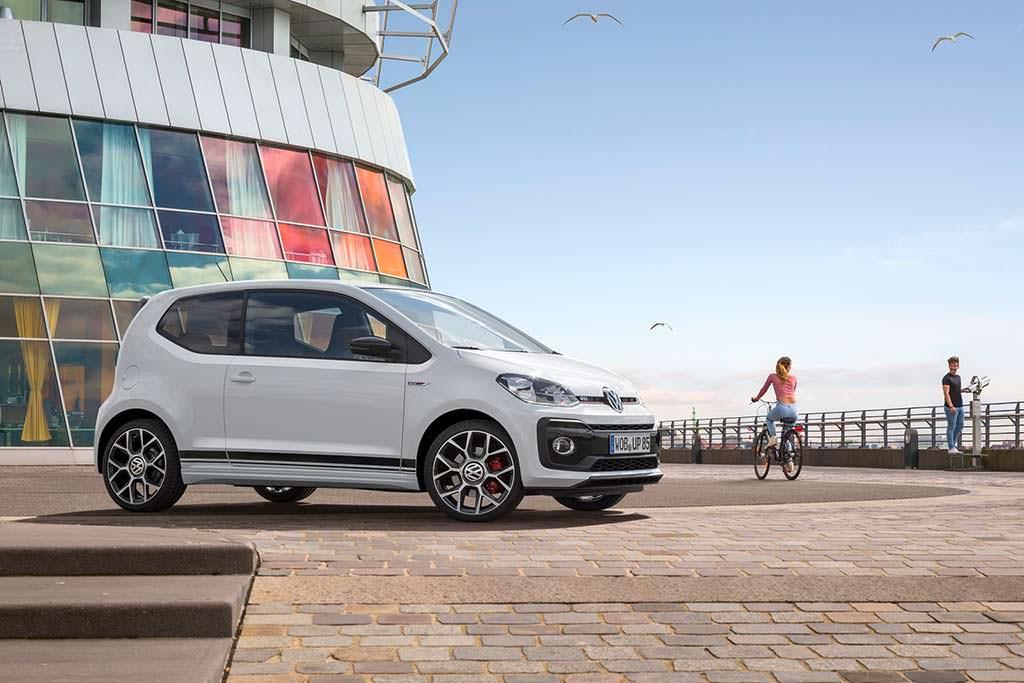 Компактный хэтчбек Volkswagen Up! GTI