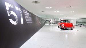 Отреставрированный Porsche 901
