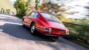 Porsche 901. Реставрация заняла 3 года